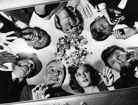 """The Asphalt Jungle"" was a departure in that it humanized its villains."