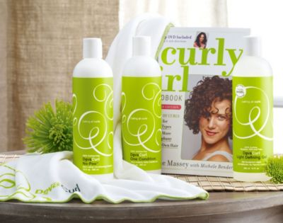 Since the '90s, Lorraine Massey has been helping those with hard-to-tame tresses embrace their inner curl. But her products are new to Space NK in Brentwood. Cheers, Lorraine!