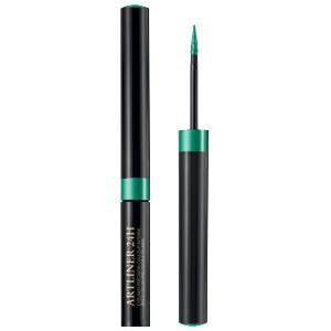 Add a pop of bright color to emphasize your eyes with Lancome's Art Liner 24H.