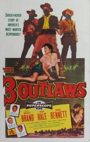 Outlaws poster US