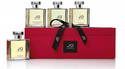 After a five-year hiatus, Jo Malone is back with Jo Loves. Gift-buying dilemma now over.