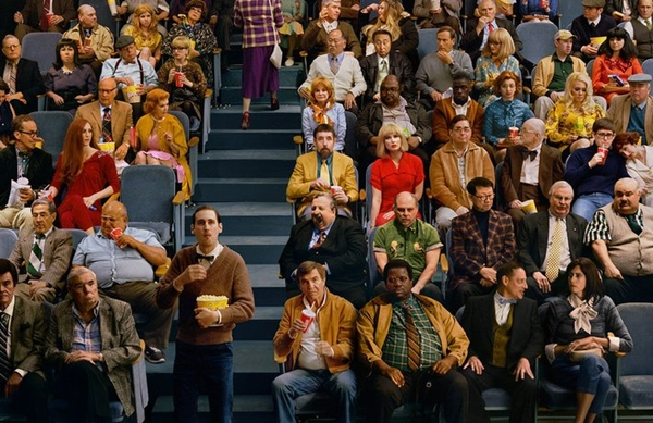 Crowd #9 (Sunset 5), 2013, by Alex Prager