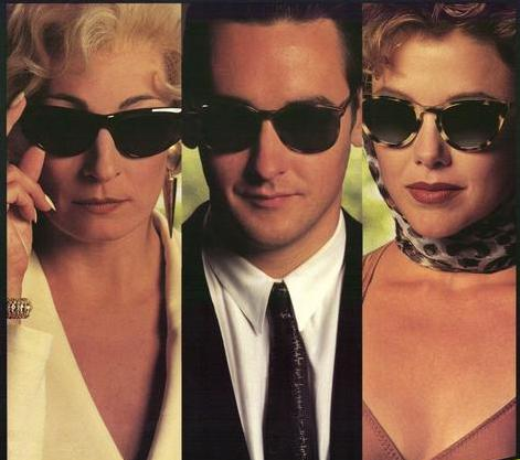 Anjelica Huston, John Cusack and Annette Bening play the members of a sordid trio.[/