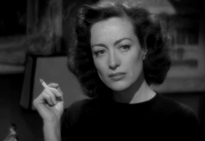 Joan Crawford plays a crime boss in this remake of a 1939 Swedish thriller.