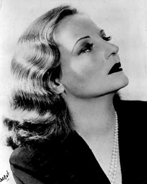 "The one and only Tallulah Bankhead stars in ""Lifeboat."""