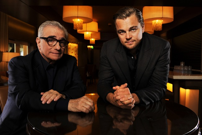 "Martin Scorsese and Leonardo DiCaprio around the time of ""Shutter Island."" Photo by Robert Hanashiro, USA TODAY Staff"