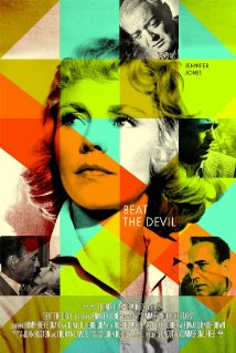 Beat the Devil poster