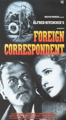 Foreign Corr poster