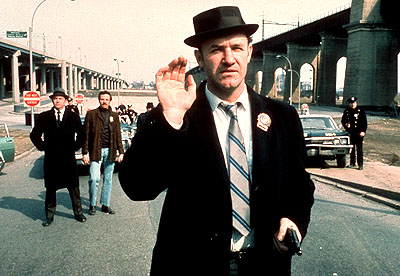 """The French Connection,"" a neo-noir from1972, won Best Picture. The film also won Academy Awards for Best Actor (Gene Hackman), Directing (William Friedkin), Film Editing (Jerry Greenberg), and Writing – Screenplay based on material from another medium (Ernest Tidyman)."