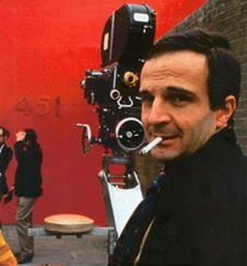 The late, great François Truffaut will be honored Friday.