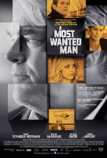 A Most Wanted Man poster