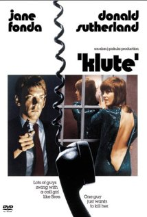 Klute poster