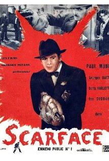 Scarface poster 1932
