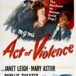 Act of Violence poster