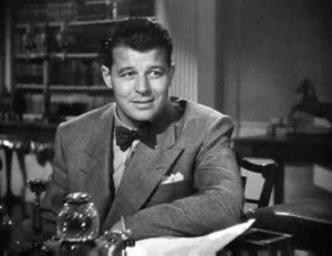 Jack Carson died on Jan. 2, 1963, the same day as noir star Dick Powell. Carson was 52, Powell was 58.