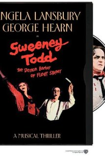 Sweeney Todd poster 1982