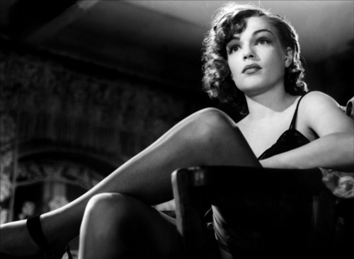 "Simone Signoret in ""Dedee D'Anvers,"" one of the films in The French Had a Name for it at the Roxie Theater in San Francisco."