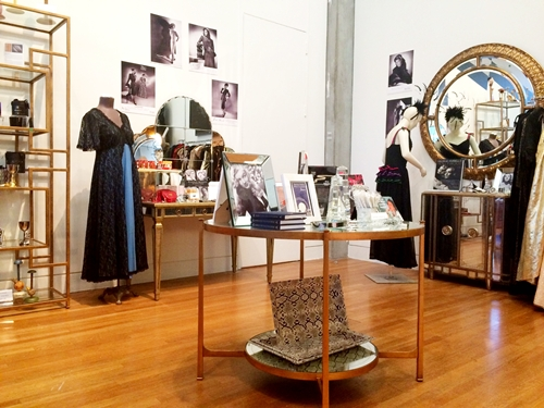 The Light & Noir Holiday Pop-Up Shop at the Skirball Cultural Center.