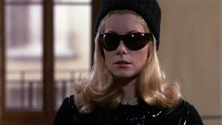 "Catherine Deneuve is unforgettable in 1967's noir drama ""Belle de Jour."""