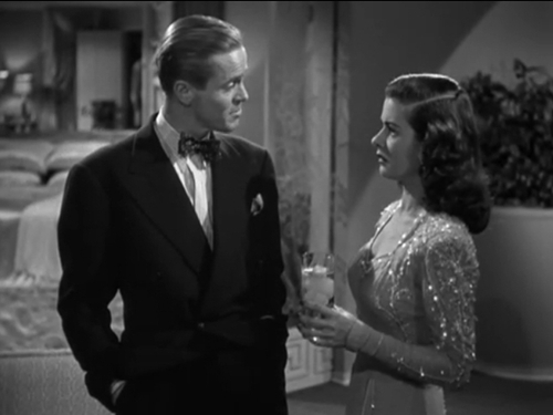 Alice and Heidt (Dan Duryea) make a bad but beautiful team.