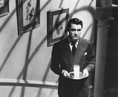 Cary Grant was Hitch's favorite actor.