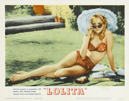 "The film ""Lolita"" reminded Tara Ison that youth passes quickly."
