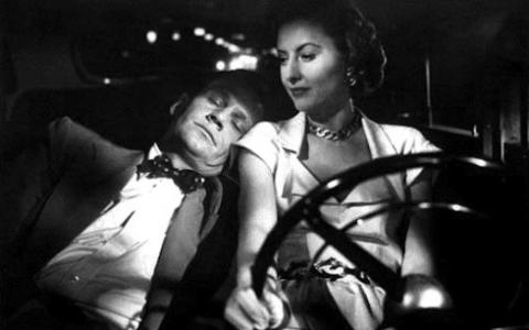 Thelma Jordon (Barbara Stanwyck) asks: Why evade the law when you can simply seduce a lawman?