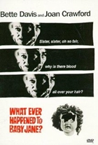 What Ever Happened to Baby Jane poster - Smaller