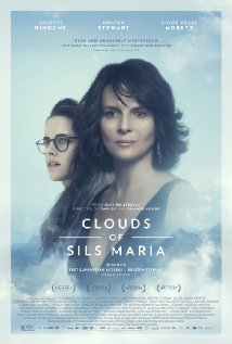 Clouds of Sils Maria poster with JB KS