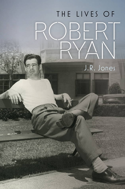 Robert Ryan book cover