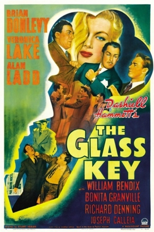 Glass Key poster 300 w