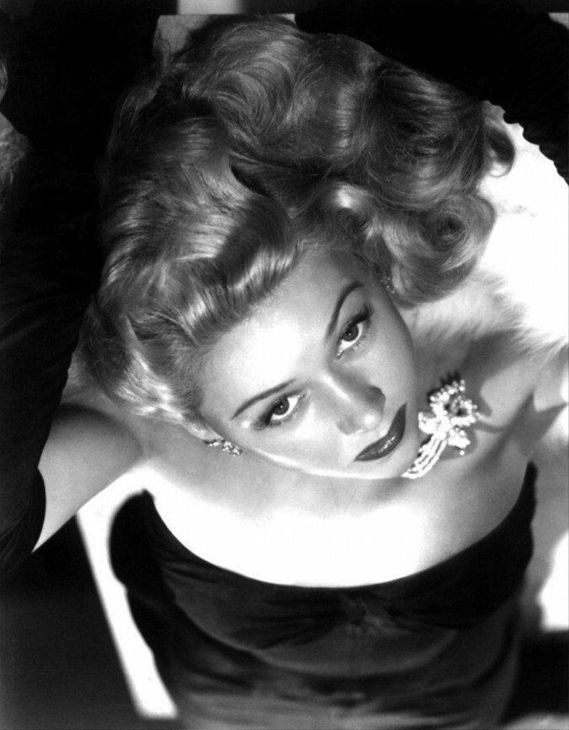 Gloria Grahame is one of our favorite bad girls.